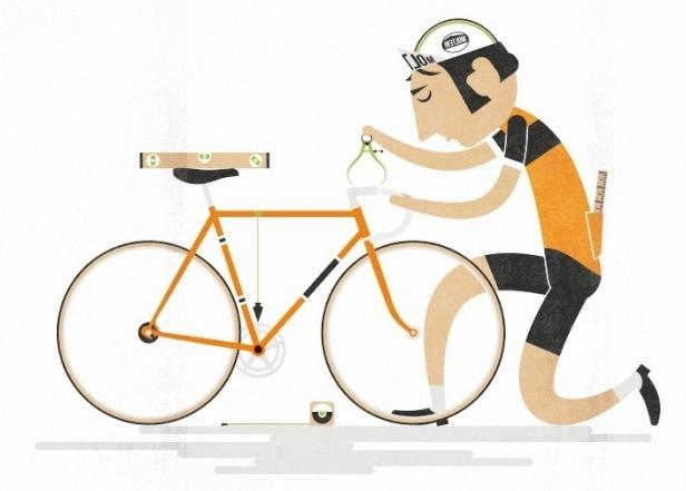 Правильная посадка на велосипеде – несколько советов