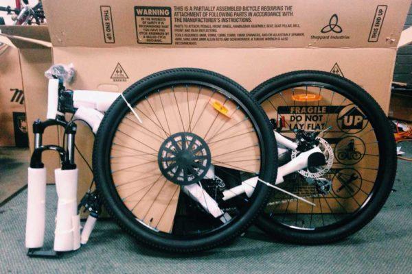 Как собрать велосипед своими руками?