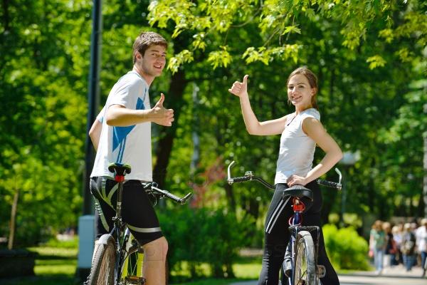 Езда на велосипеде — польза и вред