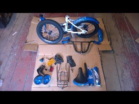 Как собрать велосипед из коробки — велокубань