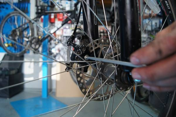Регулировка тормозов на велосипеде своими руками