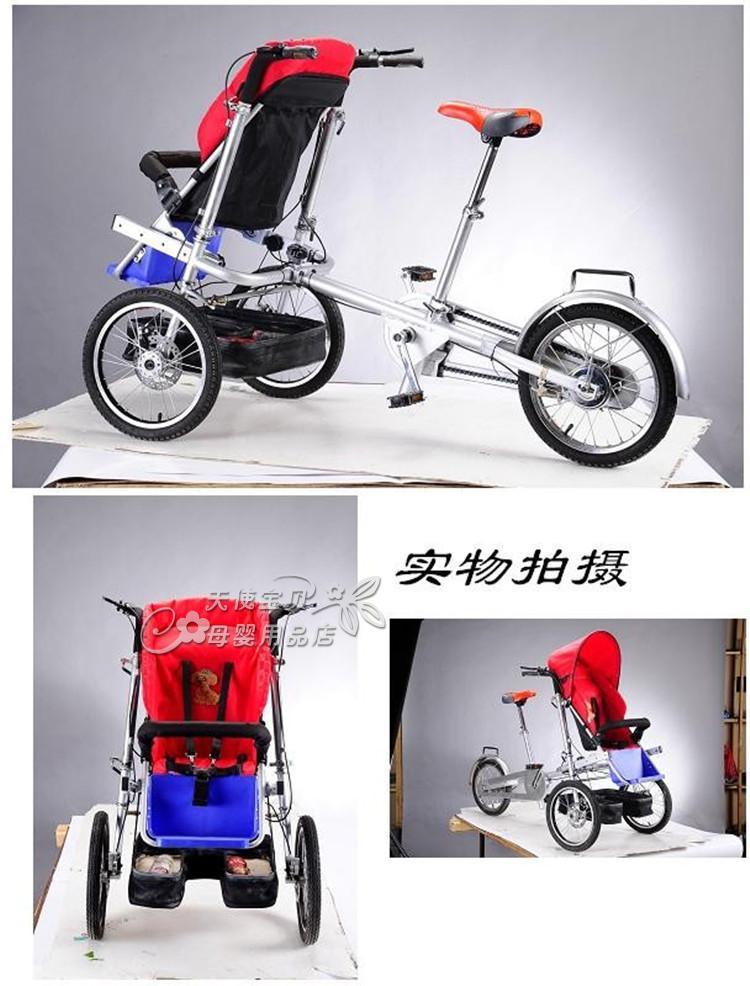 Велосипед трансформер – детский складной велосипед – колясочные модели