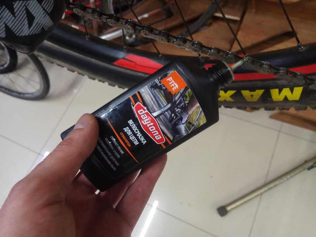 Чем смазывать велосипед: советы по выбору смазки
