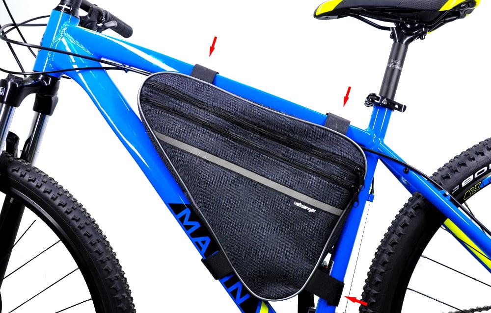 Что возить с собой на велосипеде