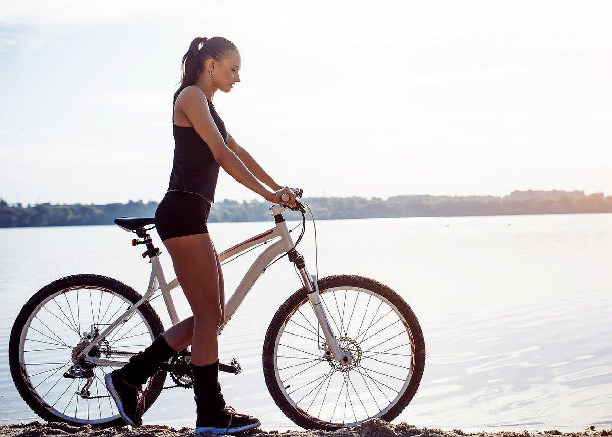 Польза для здоровья езды на велосипеде