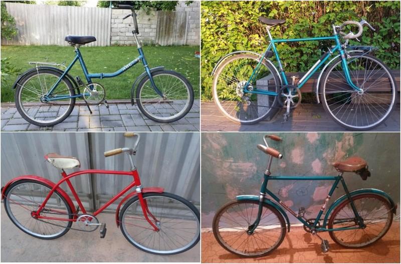 Велосипед спутник: характеристики советского велосипеда