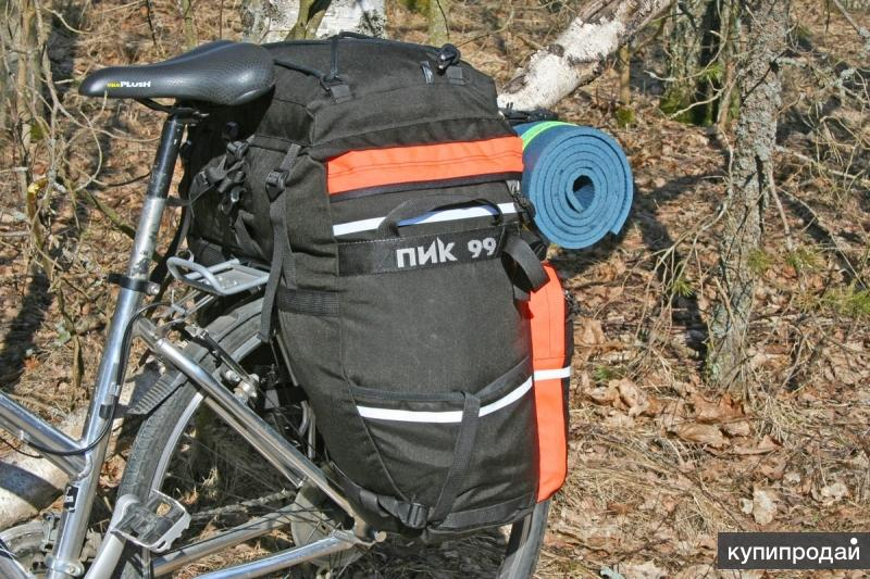 Что стоит знать при выборе велорюкзака