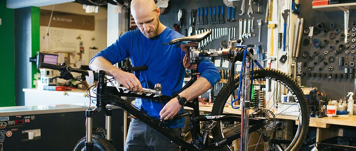Как самостоятельно провести обслуживание велосипеда перед сезоном