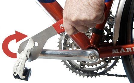 Как правильно устранить прокруты на велосипеде?