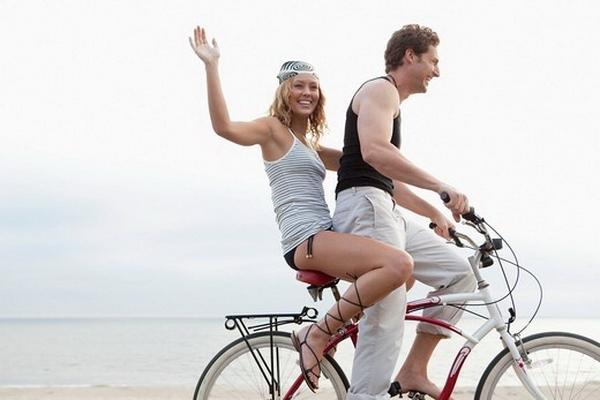 Тандем сближает людей — сайт для велосипедистов