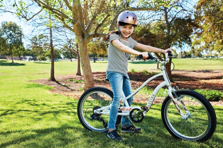 Как подобрать велосипед ребенку