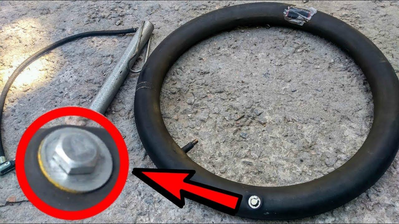 Как заклеить камеру велосипеда: последовательность осуществления ремонта велосипеда своими руками