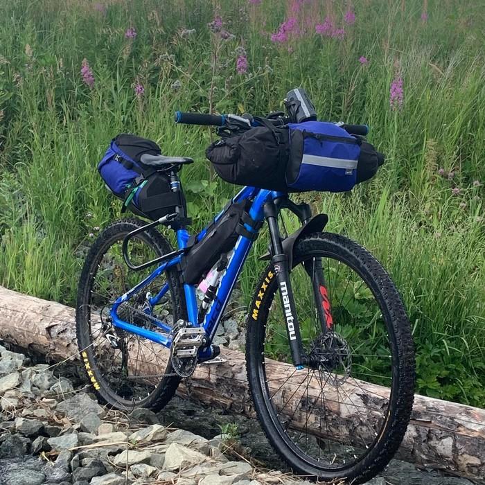 Как выбрать велосипед для байкпакинга?