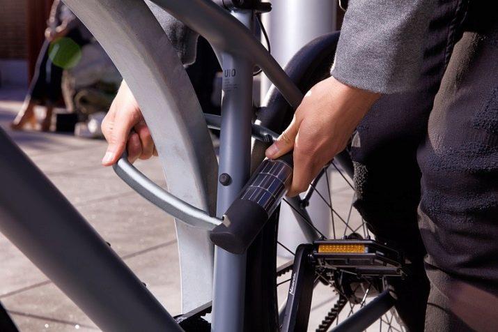Как выбрать велозамок и защитить велосипед от кражи