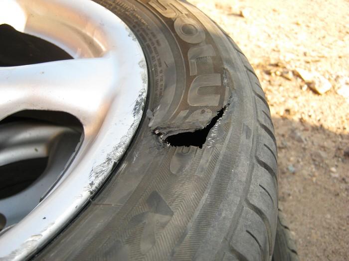 Грыжа на колесе: что делать, чтобы «вылечить», и как избежать проблем в дальнейшем