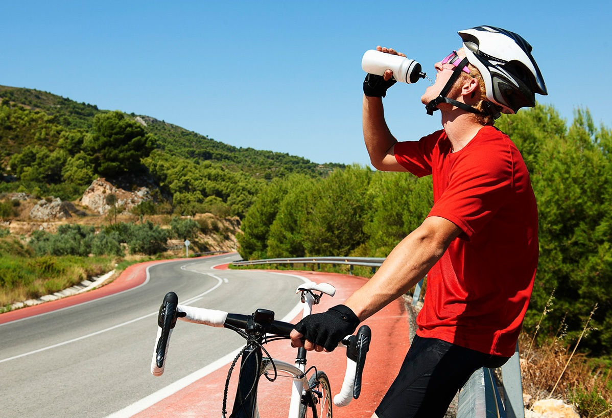 В чем польза катания на велосипеде?