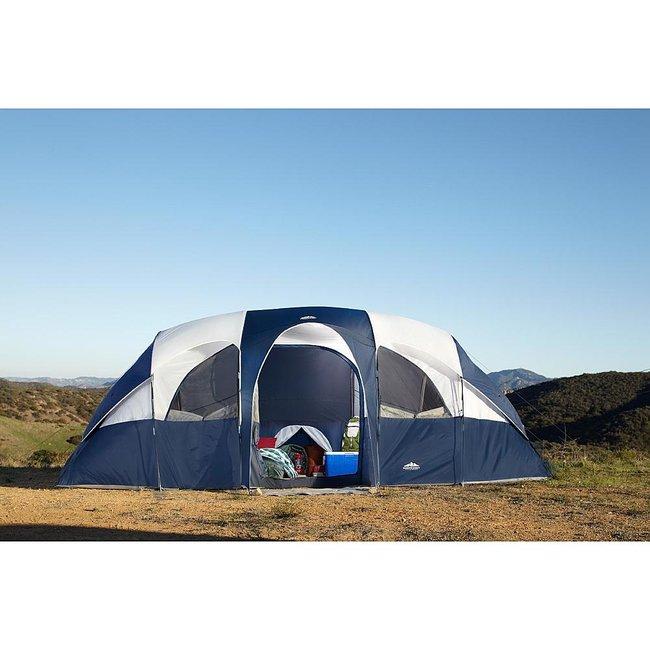 10 лучших двухместных туристических палаток