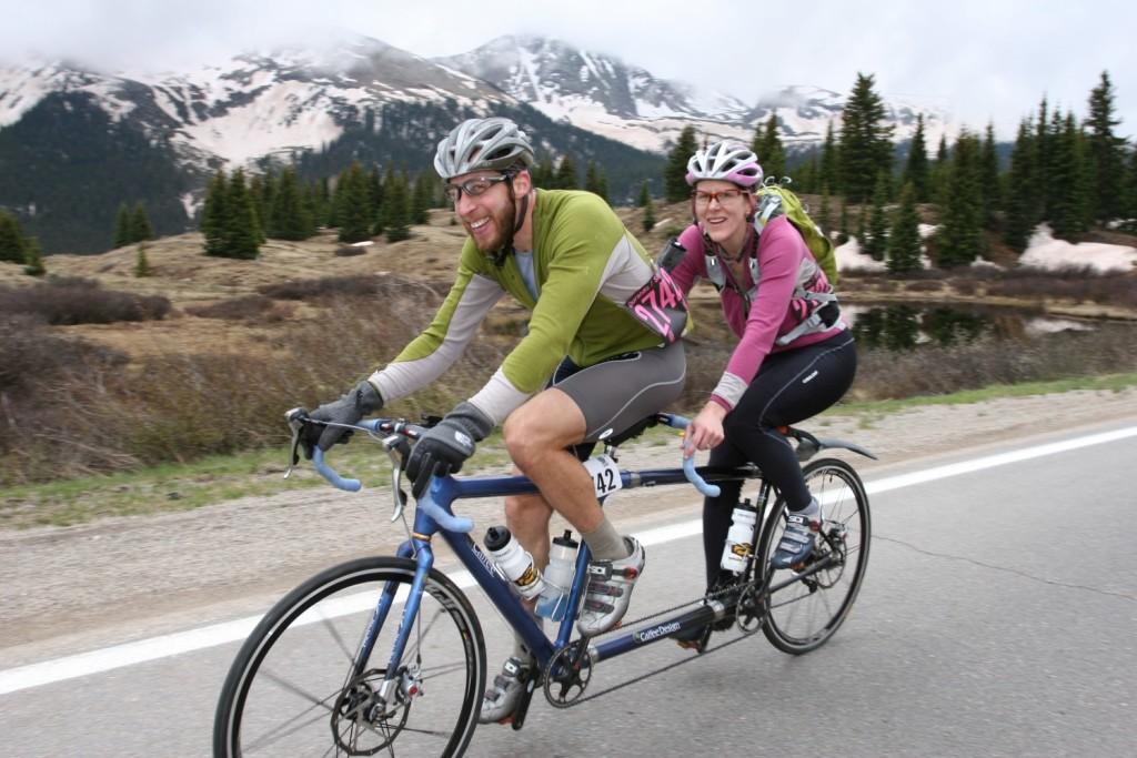 Двойной велосипед как называется