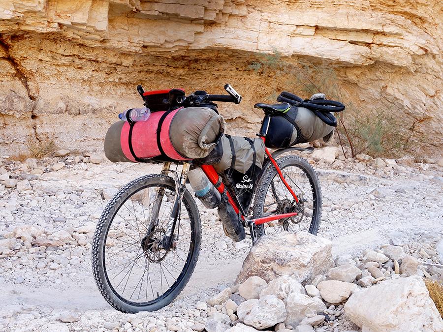Подготовка к горному велопоходу