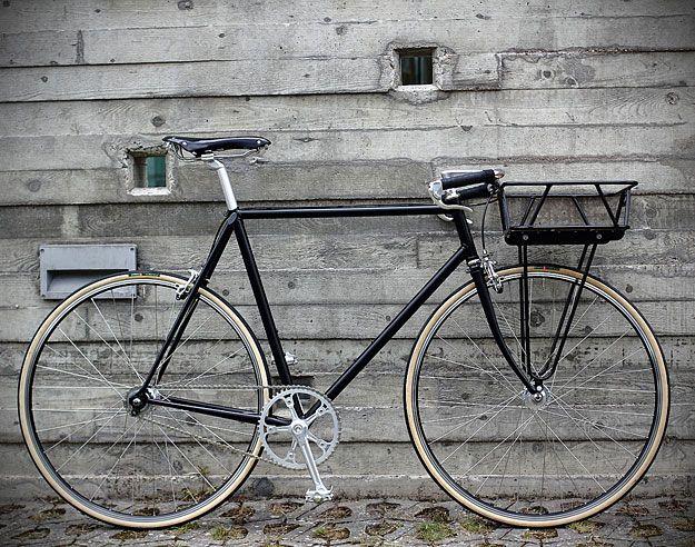 Фикс-велосипеды (fixed gear bike)