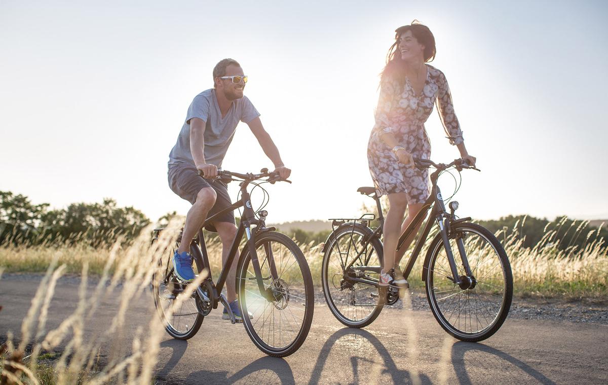 Какое давление должно быть в велосипедных шинах