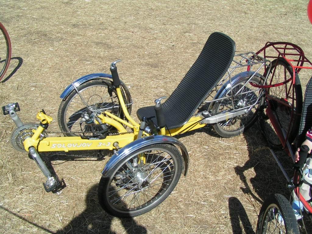 Как создать велосипед своими руками?