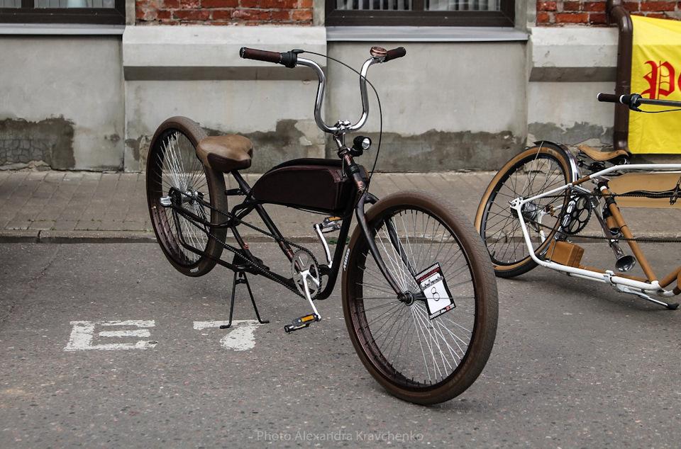 Как собрать велосипед самому?