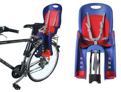 Топ—7. лучшие детские велокресла (на раму, багажник). рейтинг кресел на велосипед 2020 года!