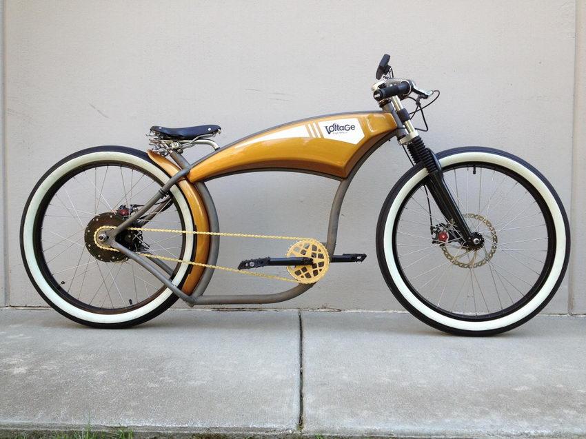 Самые крутые и необычные велосипеды