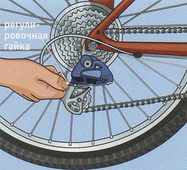 Как ставить цепь на скоростной велосипед forward. зачем нужен натяжитель цепи на велосипеде и его установка