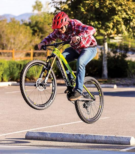 А как   как сделать на велосипеде трюк банни-хоп? (banny hop)   akak.ru
