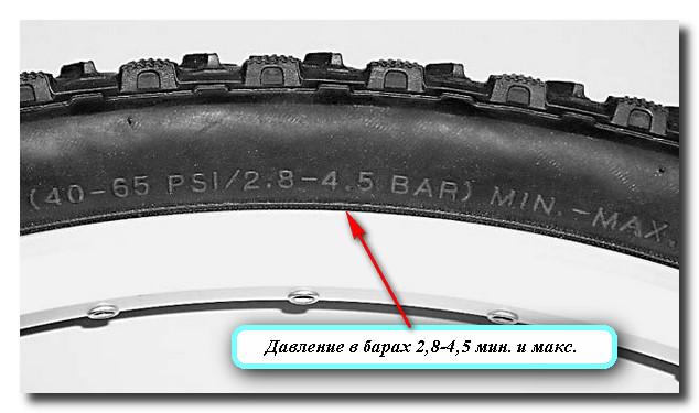 Давление в шинах детского велосипеда: какое значение является безопасным?