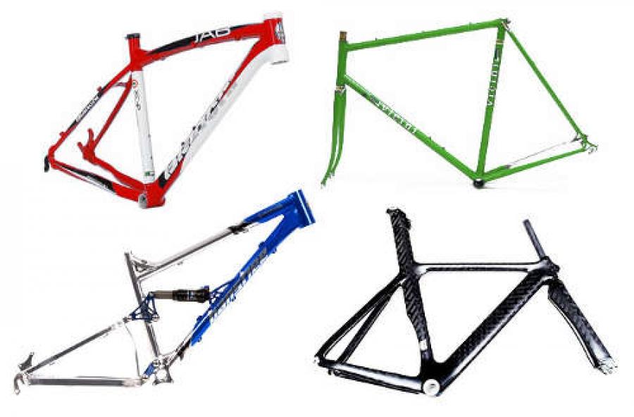 Правильный выбор рамы велосипеда