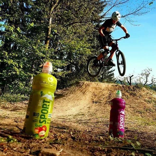 Энергетики для велосипедистов: польза или вред