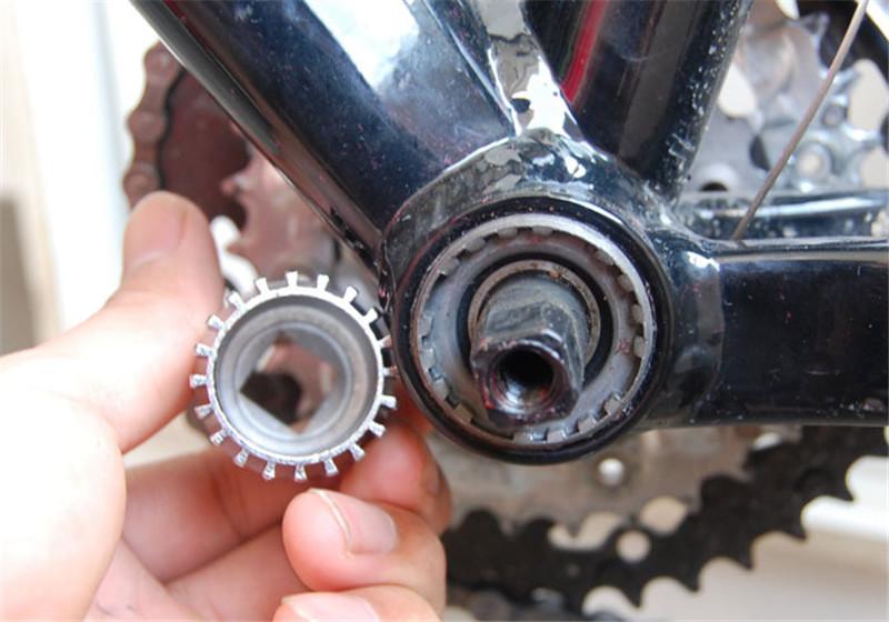 Каретка велосипеда stels - конструкция и ремонт