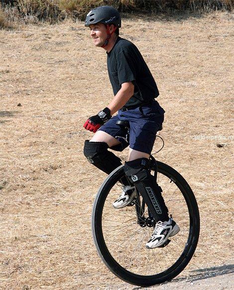 Уницикл: как научиться ездить и сделать своими руками. фото одноколесных велосипедов, видео
