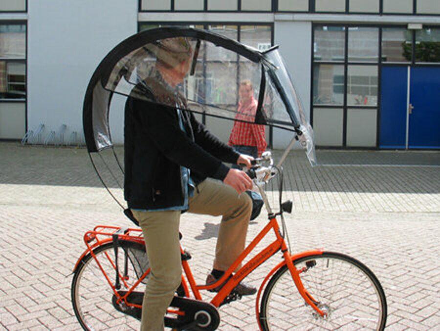 Дождевики для велосипедистов