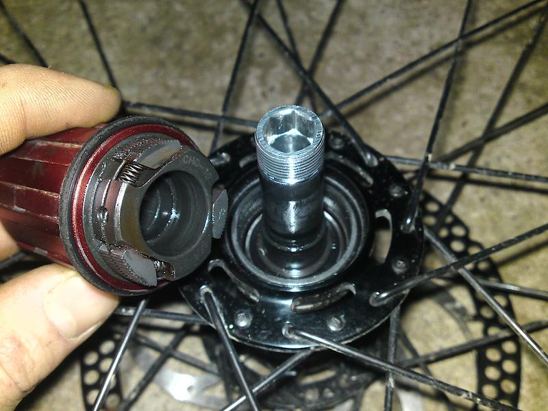 ✅ как снять трещетку с колеса - veloexpert33.ru