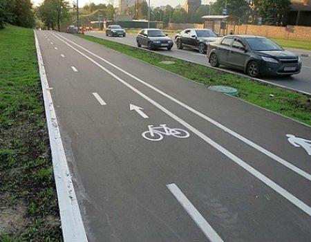 Велосипедная дорожка и её предназначение