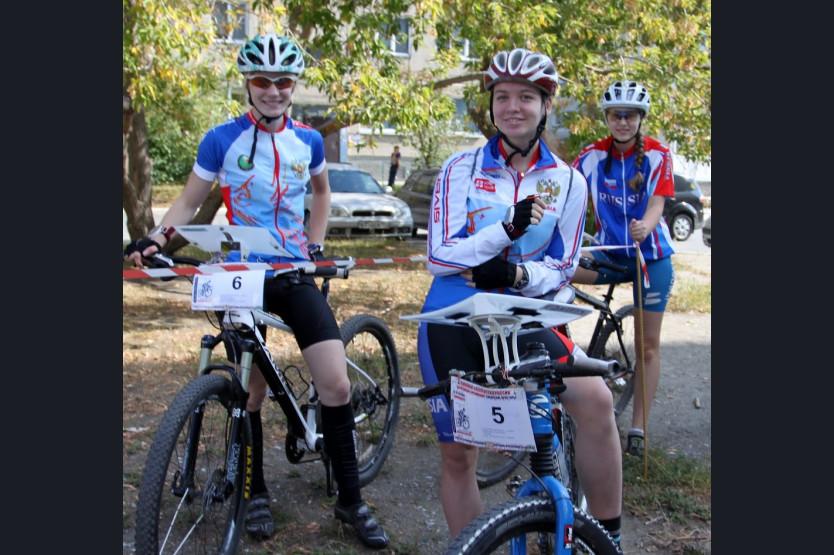 Спортивное ориентирование на велосипедах