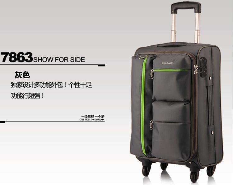 Как выбрать качественный чемодан на колесиках