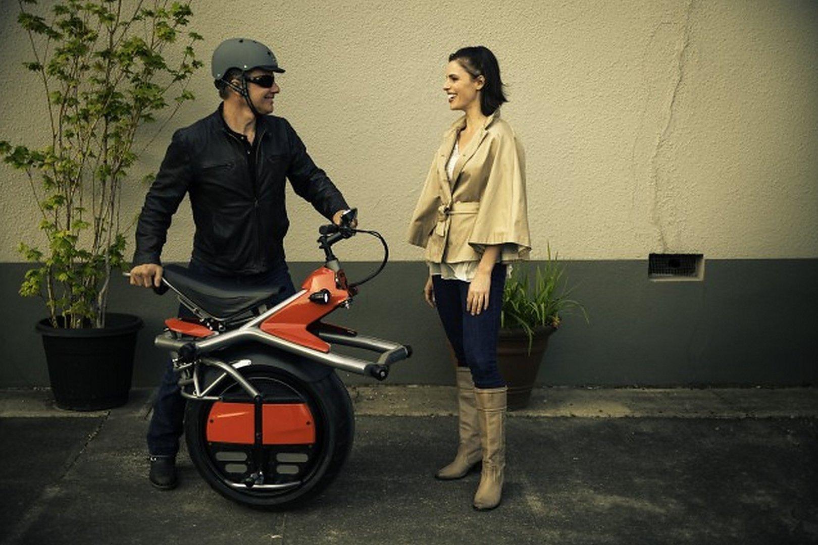 Нюансы выбора и эксплуатации одноколесных велосипедов, лучшие модели