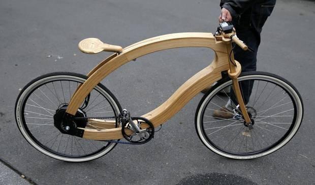 Первый велосипед в истории