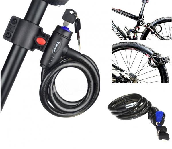 Воровство велосипедов. поможет ли велозамок | сайт котовского
