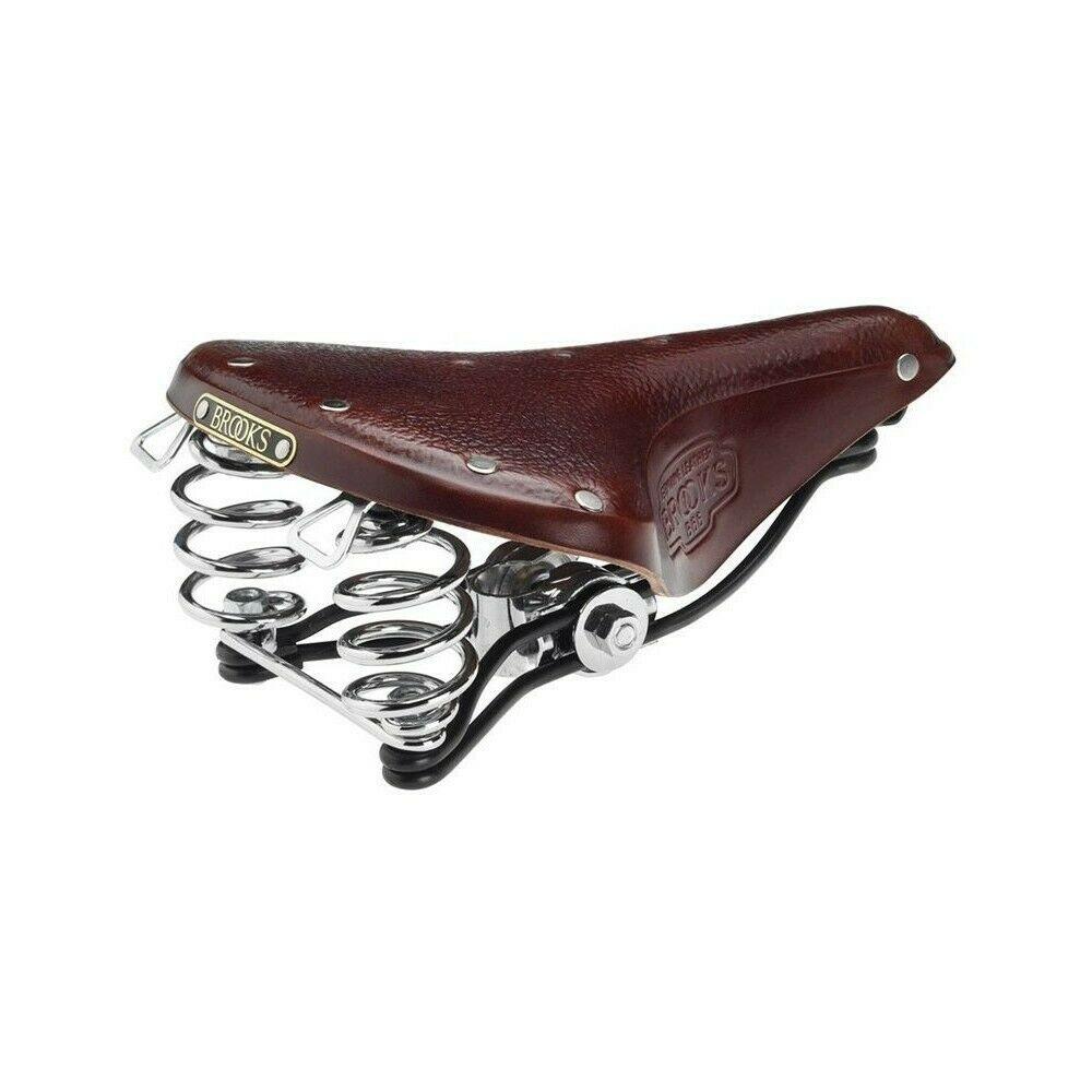 Велосипедные седла brooks of england— эталон для ценителя