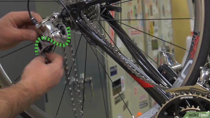 Как починить цепь велосипеда?