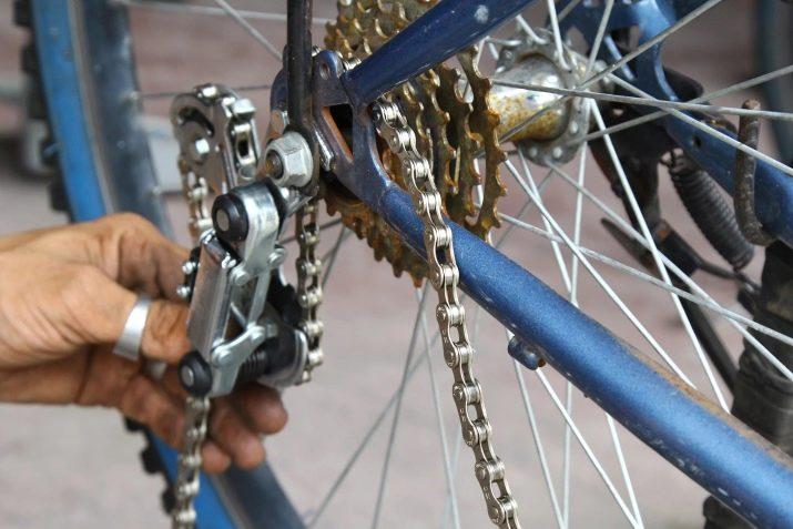 Как починить или заменить цепь велосипеда?
