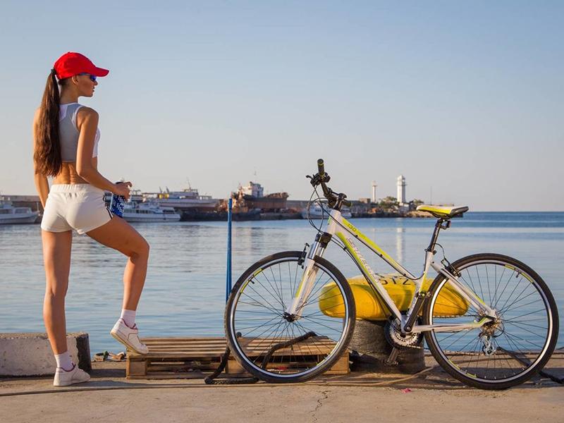О похудении катаясь на велосипедах: сколько нужно заниматься велотренировками