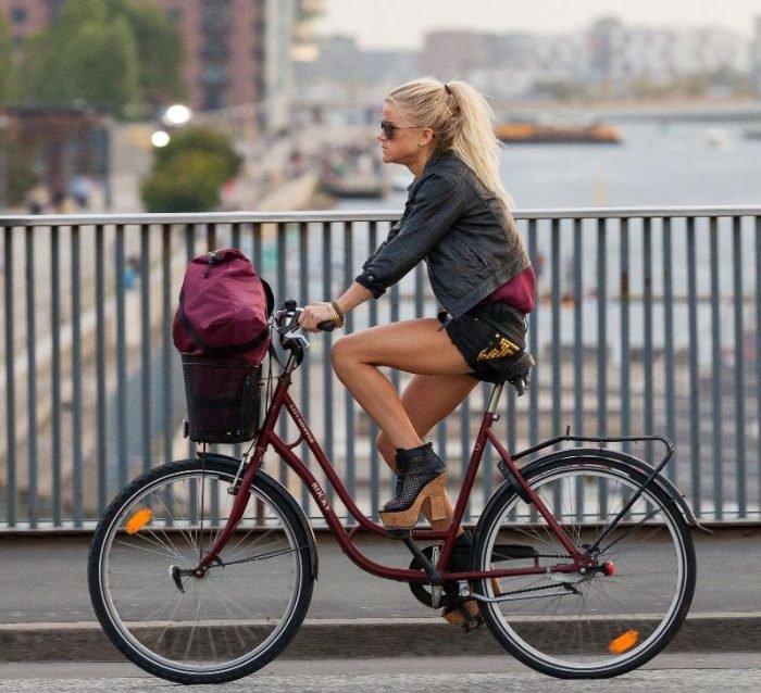 На работу на велосипеде - возможно ли это в Москве?