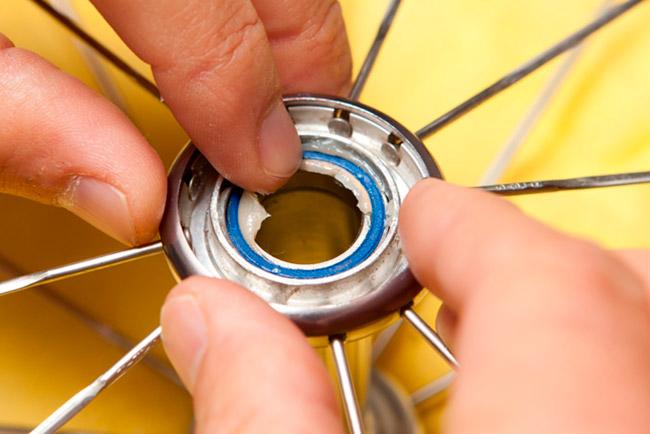 Подшипники применяемые в велосипеде